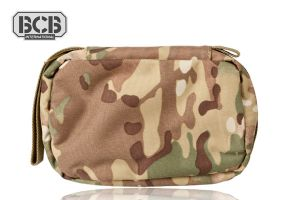 Przybornik toaletowy BCB Aqua Loo Toiletry Bag multicam