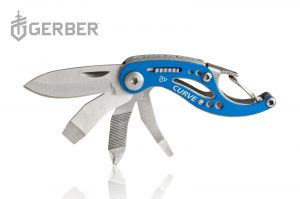 Multitool GERBER CURVE MINI BLUE
