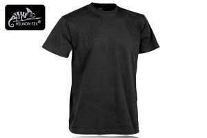 T-Shirt Helikon cotton Black r.XL