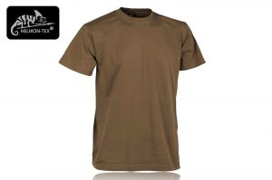 T-Shirt Helikon cotton coyote