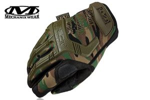 Rękawice Mechanix Wear The M-Pact Glove Covert woodland r. M