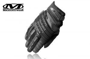 Rękawice Mechanix Wear The M-Pact 2 Glove Covert, czarne r. L