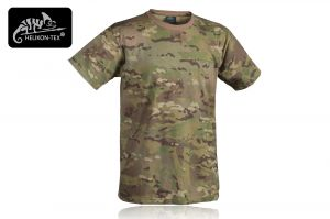 T-Shirt Helikon cotton camogrom r. M