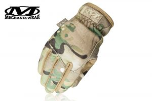 Rękawice Mechanix Wear FastFit, multicam, r. XL