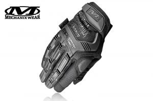 Rękawice Mechanix Wear M-Pact Covert, czarne, r. XL