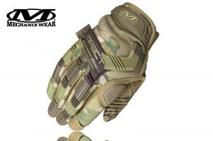 Rękawice Mechanix Wear M-Pact, multicam, r. XL